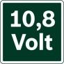 [10.8 volt]