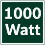 [1000 Watt]