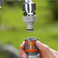 GARDENA Perlstrahl-Gewindeadapter für Wasserhähne mit Perlstrahlkopf 2906