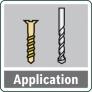 [Application - Schrauben & Bohren]