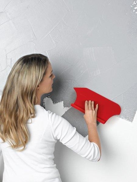 sch ner wohnen stein struktur beton optik effektspachtel grau 1 kg online. Black Bedroom Furniture Sets. Home Design Ideas