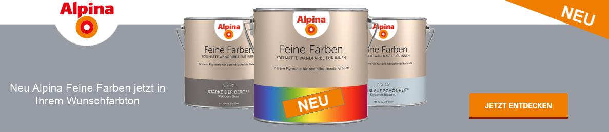 Alpina Feine Farbe Wunschfarbe