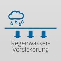 Regenwasser-Versickerung