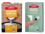 Spezialmörtel, Spachtel & Betonbau