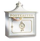 Guss-Briefkästen