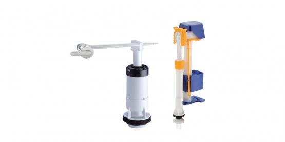 Cornat Innengarnitur für GRECIA Tiefspül-WC-Kombination