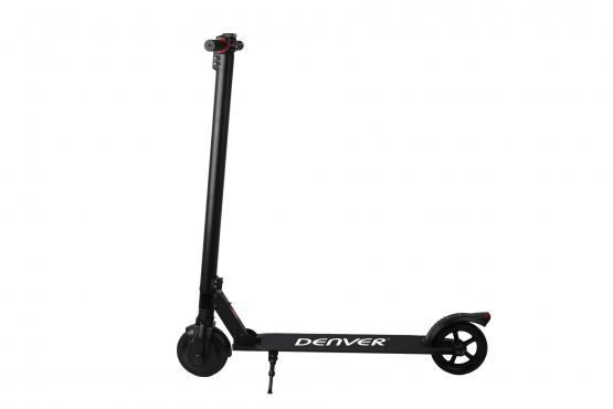 DENVER Elektro-Scooter KickScooter E-scooter SCO-65100 Schwarz 13 kg