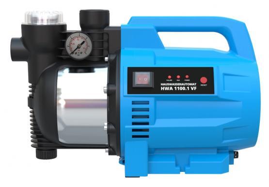 Güde Hauswasserautomat HWA 1100.1 VF Gartenpumpe elektrisch 220-240 V 4600 l/h