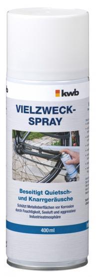 KWB Vielzweck-Spray KT-87 schützt Metalloberflächen 400ml