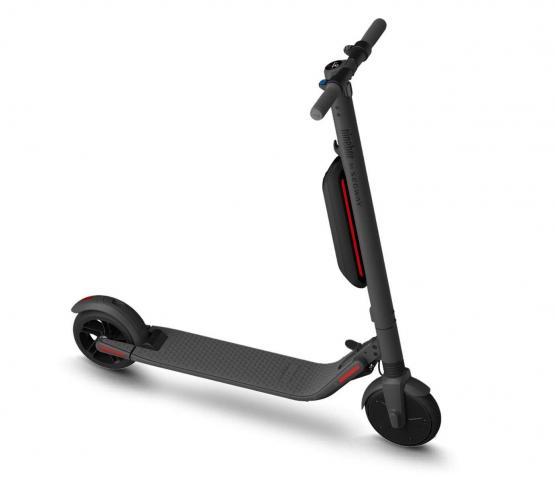Ninebot by Segway ES4 KickScooter Elektroroller Reichweite ca. 45 km, max. 30 km/h schwarz