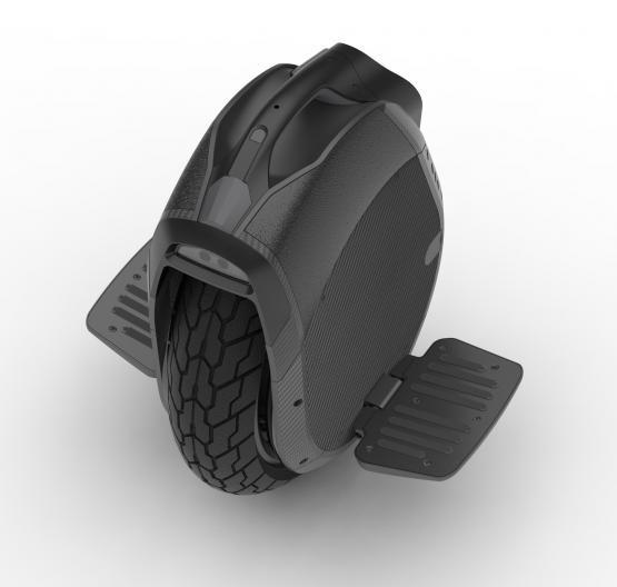Ninebot One Z10 by Segway KickScooter Reichweite 90 km, max. 45 km/h schwarz