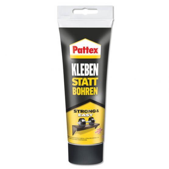 Pattex Kleben Statt Bohren Montagekleber 50g