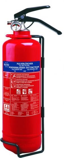 Smartwares Pulverlöscher 1kg ABC-Löscher