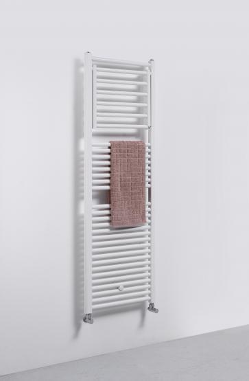 Ximax Bad-Heizkörper Handtuchwärmer 3 in 1 Funktion Bianca 145,4 x 50 cm weiss