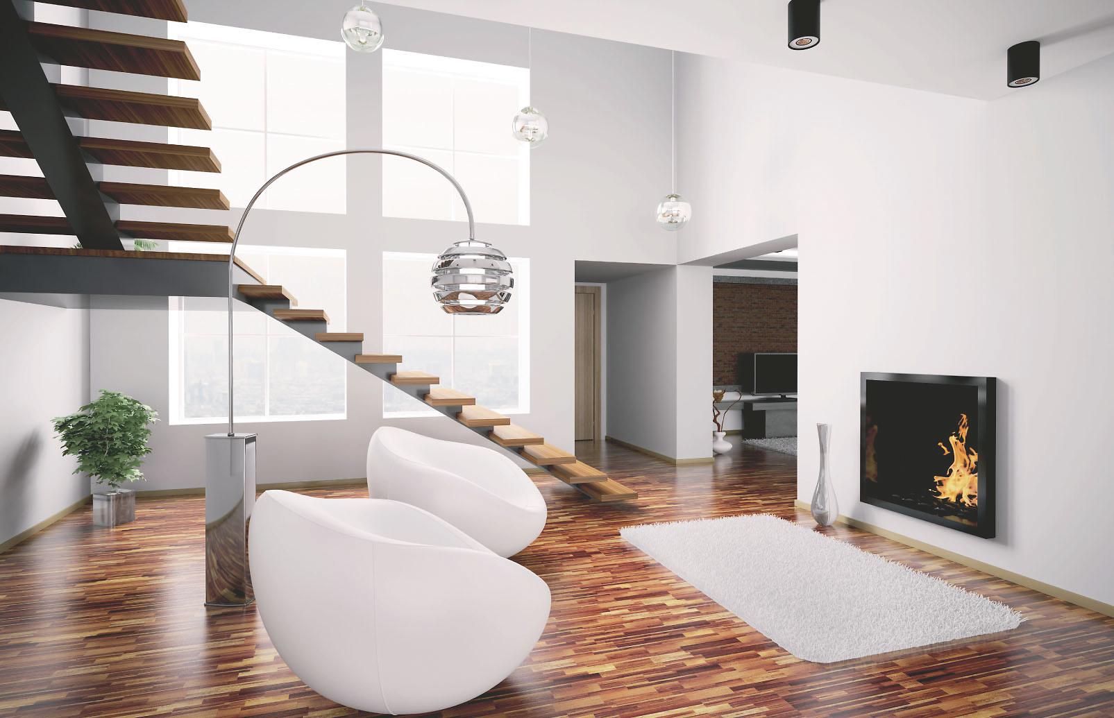 Alpina Innenfarbe Wandfarbe Seidenlatex weiß 2,5 L seidenglanzoptik