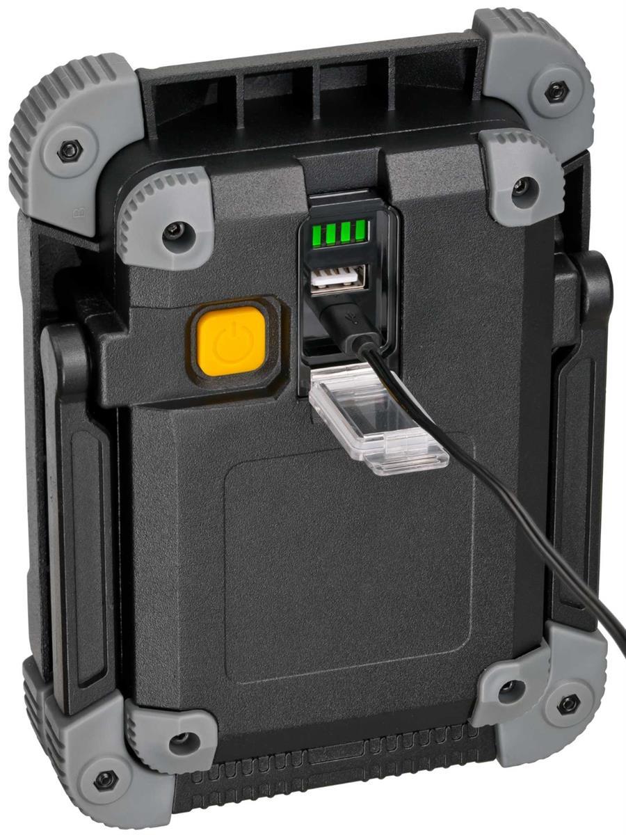 BRENNENSTUHL Akku-LED Arbeitsstrahler 20 Watt IP 54