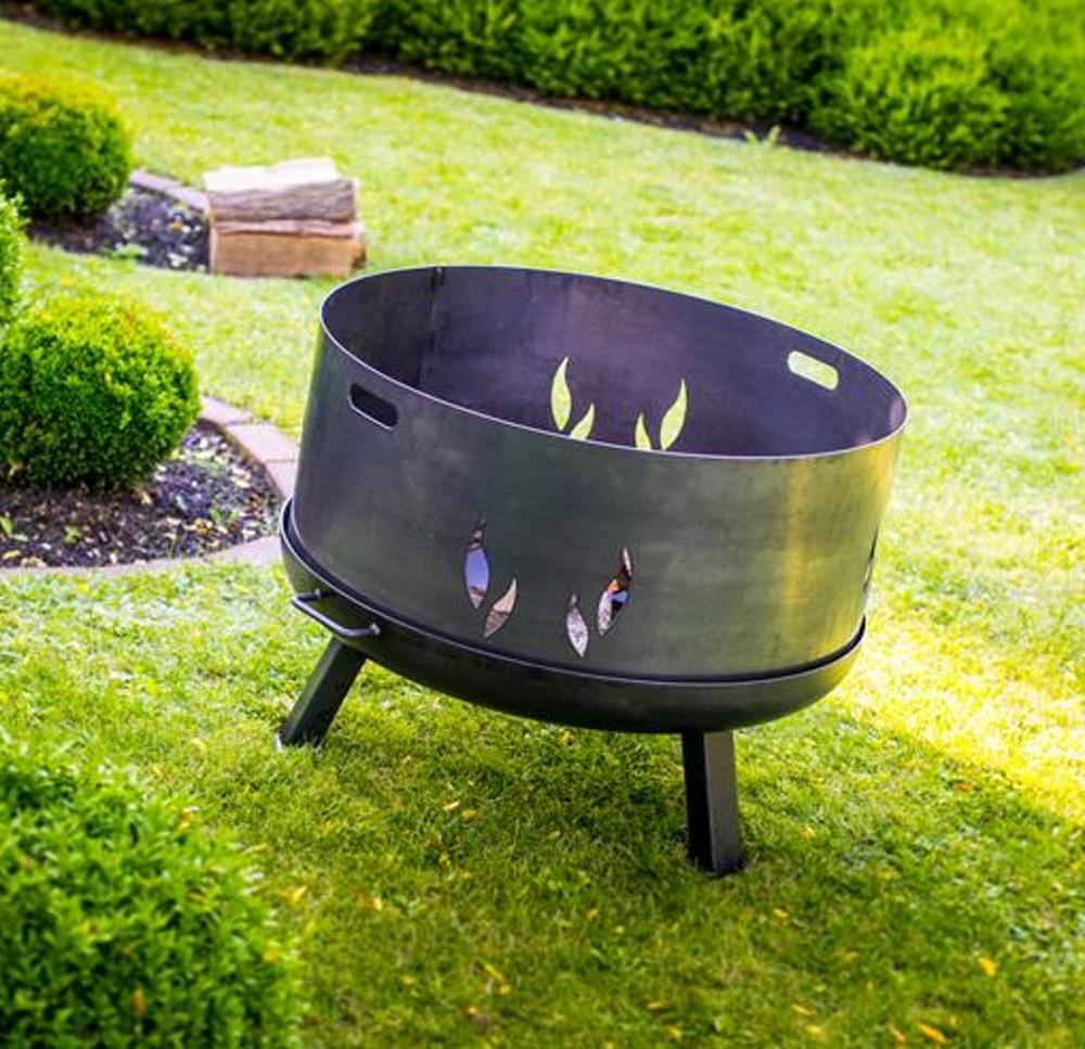 Gardener Zubehör Feuerschalen Aufsetzer Ø 79 x 30 cm
