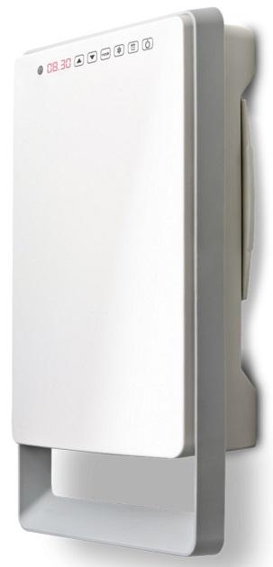 Rowi Bad Schnellheizer Hbs 1800 3 1 Hb Premium Heizlufter Inkl Handtuchhalterung Und Bewegungsmelder