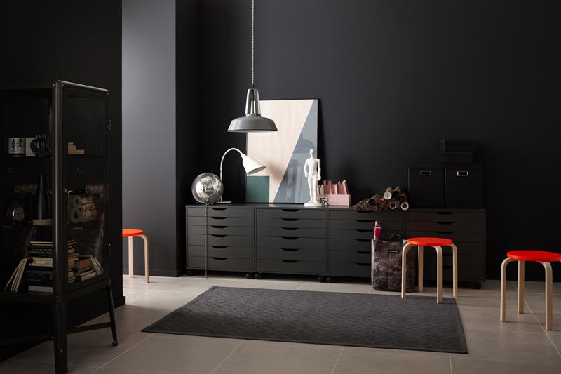 Schöner Wohnen Trendfarbe Wandfarbe Deckenfarbe Luna matt 1 L