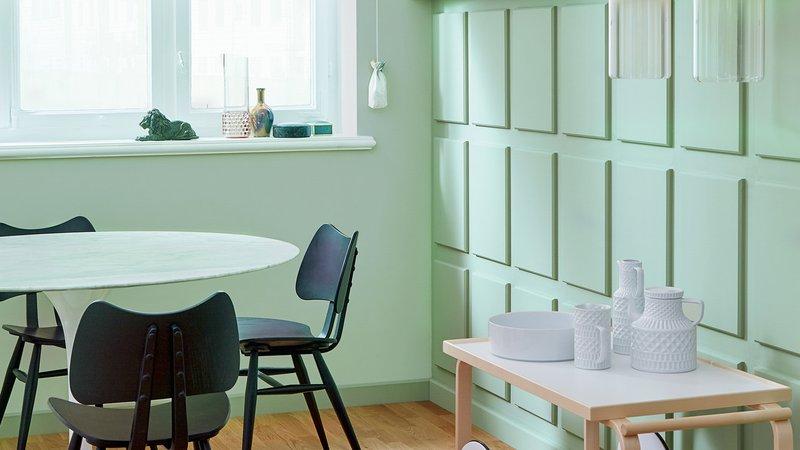 Schöner Wohnen Trendfarbe Wandfarbe Deckenfarbe Spa matt 2,5 L