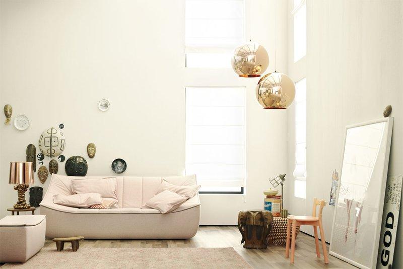 Schoner Wohnen Trendfarbe Wandfarbe Deckenfarbe Wool Matt 7 5 L