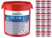 18x Remmers Multi-Baudicht polymere Dickbeschichtung MB 2K 450kg Bitumenabdichtung 18er Set