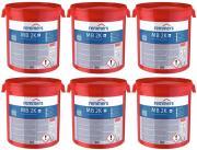 6x Remmers Multi-Baudicht polymere Dickbeschichtung MB 2K 150kg Bitumenabdichtung 6er Set