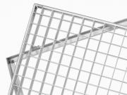 ACO Gitterroste und Zargen Masche 30/30 100x25 cm