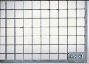 ACO Rost für Lichtschacht 400 x 1000 x 20 mm Maschenrost 30/30 begehbar