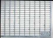 ACO Rost für Lichtschacht 400 x 1000 x 20 mm Maschenrost 30/10 befahrbar