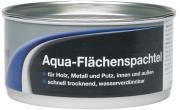 albrecht Aqua-Flächenspachtel für innen & außen matt weiß 0,2 kg