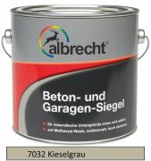 albrecht Beton- und Garagen-Siegel RAL 7032 2,5l