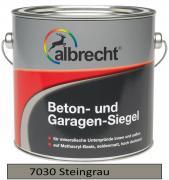 albrecht Beton- und Garagen-Siegel RAL 7030 5l