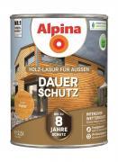 Alpina Holz-Lasur für Außen Dauer-Schutz Kiefer 2,5 L
