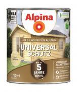 Alpina Holzlasur Universal-Schutz Farblos 750ml
