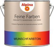 Alpina Innenfarbe Wandfarbe Feine Farben in Ihrem Wunschfarbton 5 L