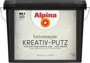 Alpina Kreativ-Putz 10 kg Rollputz (früher Putzlust)