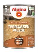 Alpina Terrassen-Pflege Holz-Öl für Außen Douglasie 2,5 L
