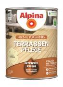 Alpina Terrassen-Pflege Holz-Öl für Außen Farblos 2,5 L