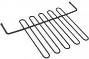 Auflagenrost für Stahlausgussbecken passend zu ArtNr. AGBSET50