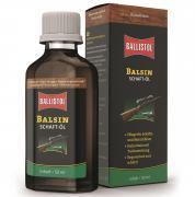 Ballistol BALSIN Schaftöl Holzöl Pflegeöl Öl Pflege dunkelbraun 50 ml