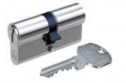 Basi AS Modus Profil-Doppelzylinder 30/30 mit N+G Funktion gleichschließend 3 Türschloss Schlüssel