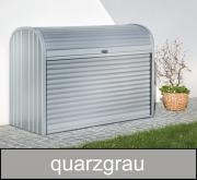 Biohort StoreMax 190, quarzgrau, 190 x 97 x 136 cm