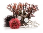 biOrb Aquarium Dekoration Decor Set 15L Red Forest 14 x 26 x 17 cm