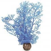 biOrb Aquarium Dekoration Deko-Pflanze künstliche Hornkoralle klein blau