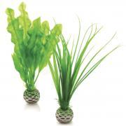 biOrb Aquarium Dekoration künstliche Pflanzen Set klein grün