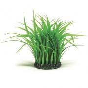 biOrb Aquarium Dekoration künstlicher Grasring mittelgroß grün