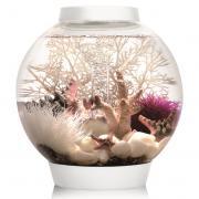 biOrb Nano-Aquarium Komplett-Set CLASSIC 15 LED weiß