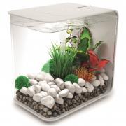 biOrb Nano-Aquarium Komplett-Set FLOW 30 LED weiß