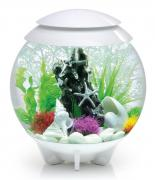 biOrb Nano-Aquarium Komplett-Set HALO 30 LED weiß 40 x 46 cm